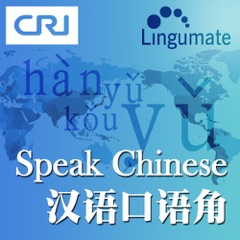 Speak Chinese 口语角