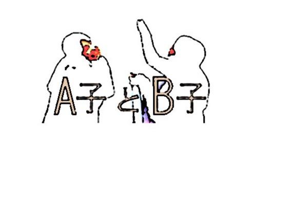 A子とB子の『ABラジオ』!!