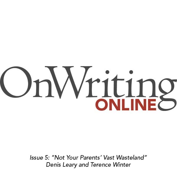 OnWriting Online: Not Your Parents' Vast Wasteland