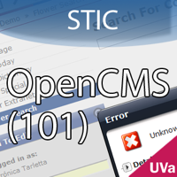 OpenCMS 8.5 (101) podcast