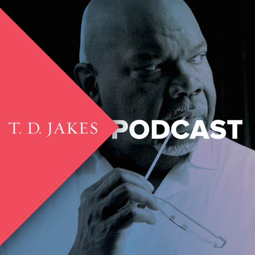 Cover image of TD Jakes Podcast