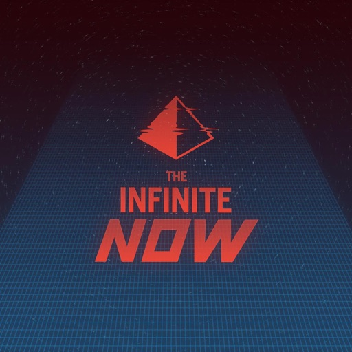 Cover image of The Infinite Now