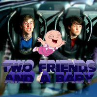 Two Friends and a Baby podcast