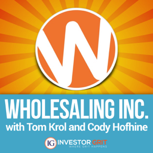 Wholesaling Inc by Investor Grit | Make a Fortune in Real Estate Wholesaling Today! Bam!