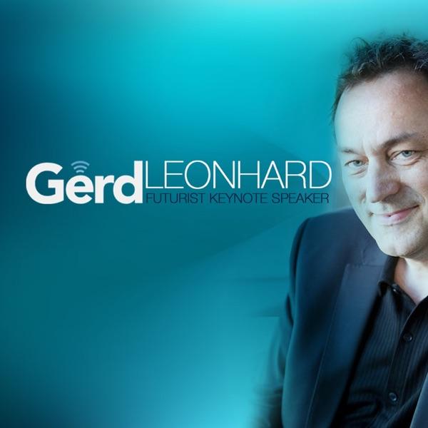 Audio-only versions of Futurist Gerd Leonhard's keynotes