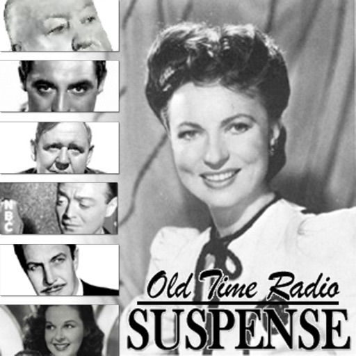 Cover image of Suspense OTR