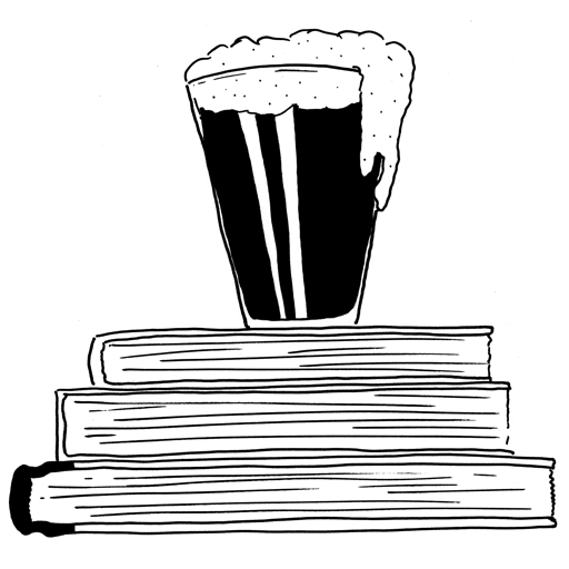 Cover image of Drunk Booksellers: The Podcast