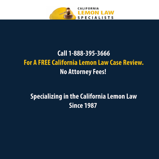 Lemon Law California >> California Lemon Law Podcast On Apple Podcasts