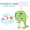 Modern Web artwork