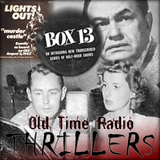 Cover image of Thrillers Old Time Radio