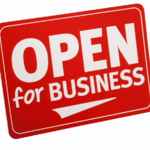 Cover image of Open for Business Podcast