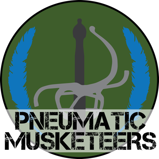Cover image of Pneumatic Musketeers Airsoft