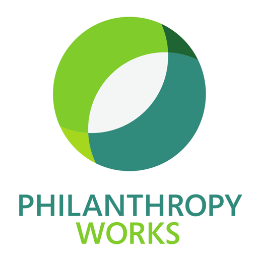 Cover image of The Philanthropy Works Podcast