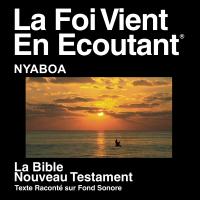 Nyaboa Bible podcast