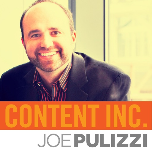 Cover image of Content Inc with Joe Pulizzi