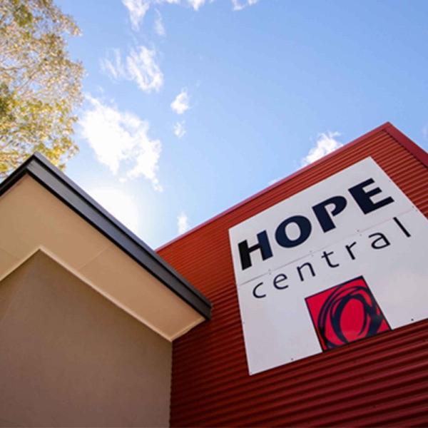 Hope Central Australia