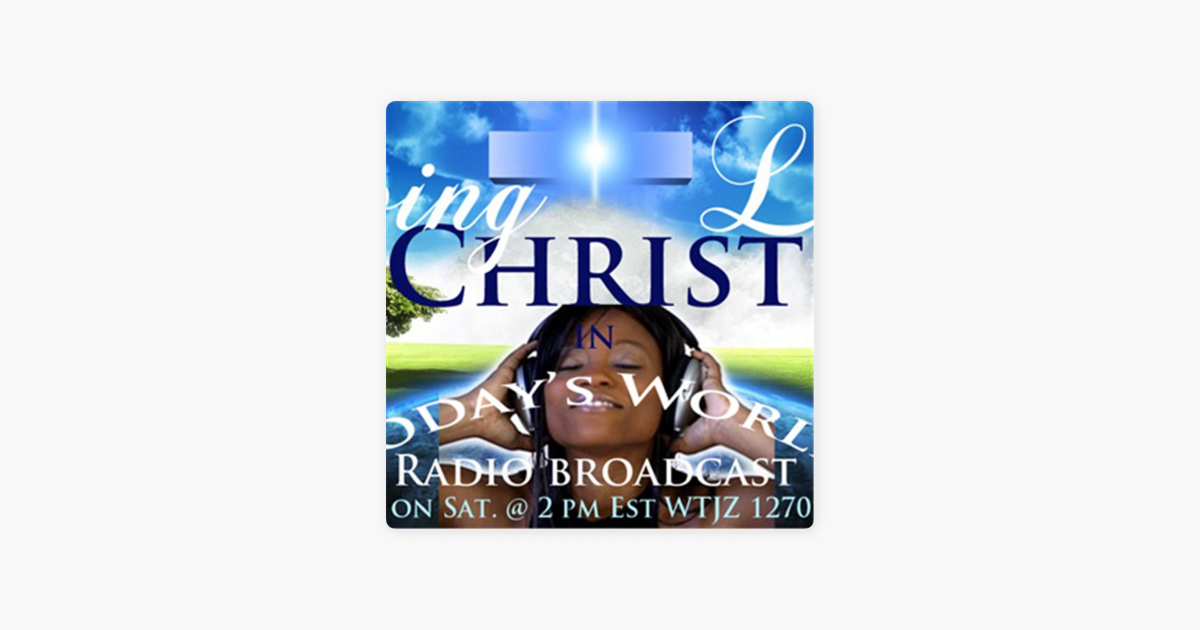 living like christ in today s world on apple podcasts rh podcasts apple com