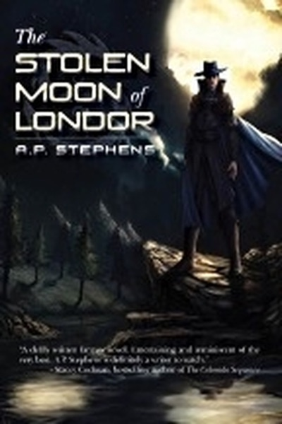 The White Shadow Saga: The Stolen Moon of Londor (Remastered)