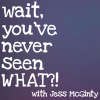 Wait, You've Never Seen WHAT?! podcast