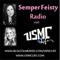 Semper Feisty with USMC Life