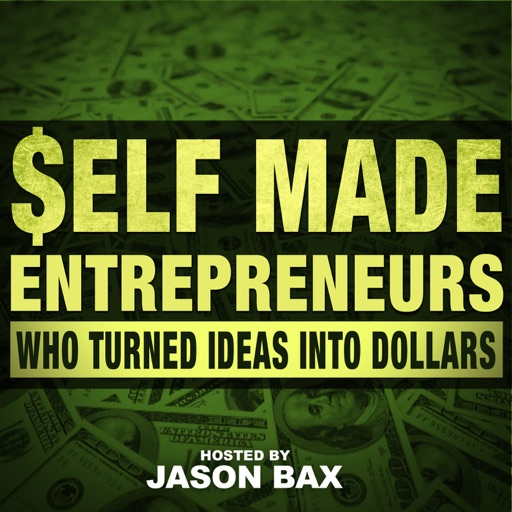 Cover image of Self Made Entrepreneurs & Creatives Who Turned Online Business Ideas into Dollars. UNLIKE Entrepreneur on Fire, Lewis Howes S