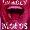UnHoly Mofos artwork