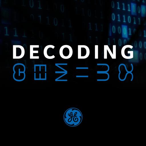 Cover image of Decoding Genius