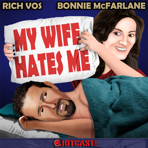 Cover image of Vos and Bonnie's 'My Wife Hates Me'