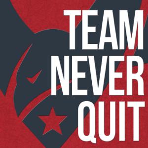 Team Never Quit Podcast