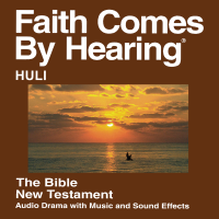 Huli Bible podcast