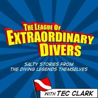 8a9c5deff5697 The League of Extraordinary Divers Podcast