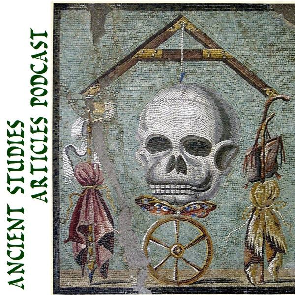 Ancient Studies Articles