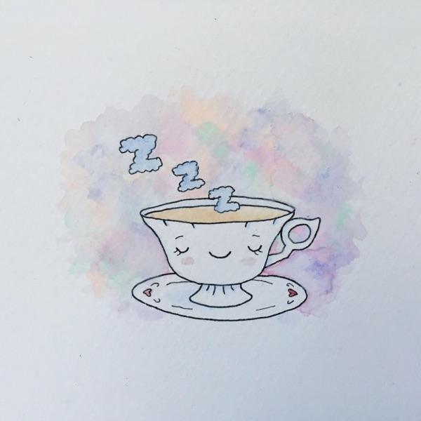 Sleepy Tea Time