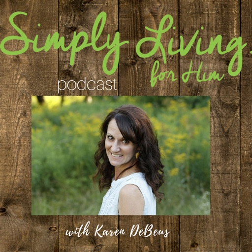Cover image of Simply Living for Him