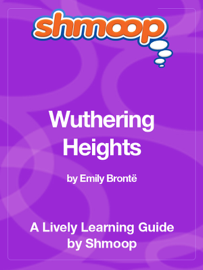 Wuthering Heights: Shmoop Learning Guide book