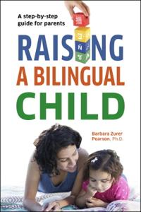 Raising a Bilingual Child Copertina del libro