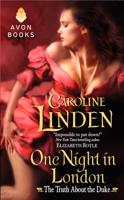 Caroline Linden - One Night in London artwork