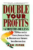 Double Your Profits Book Cover