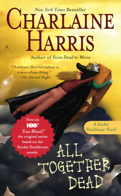 All Together Dead - Charlaine Harris book