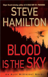 Blood is the Sky book