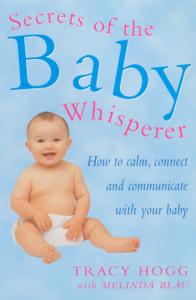 Secrets Of The Baby Whisperer Libro Cover