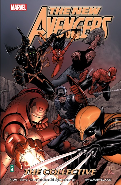 The New Avengers, Vol. 4: The Collective