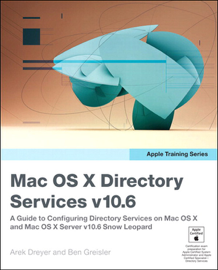 Mac OS X Directory Services v10.6