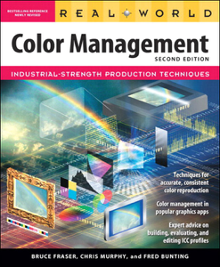 Real World Color Management, 2/e La couverture du livre martien