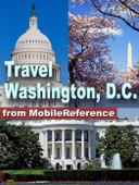 Washington, DC: Illustrated Travel Guide and Maps (Mobi Travel)