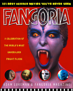 Fangoria's 101 Best Horror Movies You've Never Seen Libro Cover