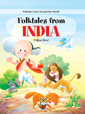 Folktales from India - Vidya Devi book