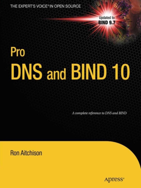 Pro DNS and BIND 10