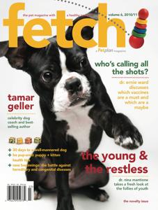 fetch!magazine Book Review