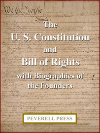 The U. S. Constitution and Bill of Rights book